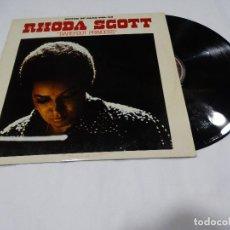 Discos de vinilo: RHODA SCOTT - BAREFOOT PRINCESS LP 1981. Lote 111352231