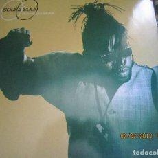 Discos de vinilo: SOUL II SOUL CLUB CLASSICS VOL. ONE LP - ORIGINAL ALEMAN - VIRGIN 1989 CON FUNDA INT. MUY NUEVO(5). Lote 111353347