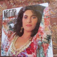 Discos de vinilo: MARINA- MAXI-SINGLE VINILO- TITULO DIKI DIKI- CON 3 TEMAS - ORIGINAL DEL 89- NUEVO¡¡¡¡¡¡¡¡¡¡. Lote 111375147