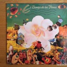 Discos de vinilo: EL TIEMPO DE LAS FLORES: LOVE, STOOGES, ELECTRIC PRUNES, BUFFALO SPRINGFIELD... (2LP). Lote 111400115