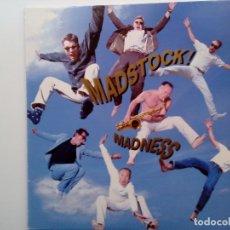 Disques de vinyle: MADNESS- MADSTOCK! - SPAIN LP 1992+INSERT- VINILO EXC. ESTADO.. Lote 111419495