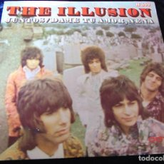 Discos de vinilo: THE ILLUSION – JUNTOS / DÁME TU AMOR, NENA - SINGLE 1969. Lote 111433791