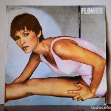 Discos de vinilo: FLOWER - LOOK BACK (ZAFIRO,1981). Lote 111445759