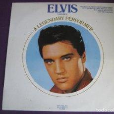 Discos de vinilo: ELVIS PRESLEY LP RCA 1978 A LEGENDARY PERFORMER VOLUME 3 - . Lote 111455079