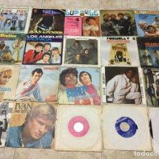 Discos de vinilo: 20 SINGLES MÚSICA ESPAÑOLA AÑOS 60-70. Lote 111455655