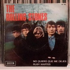 Discos de vinilo: ROLLING STONES - RUBY TUESDAY. Lote 111472219