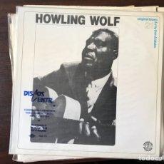 Discos de vinilo: HOWLING WOLF. Lote 111487416