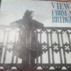 Discos de vinilo: KIM WILDE VIEW FROM A BRIDGE-TAKE ME TONIGHT. Lote 43737086