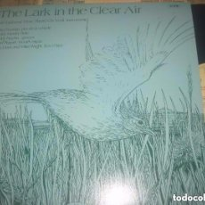 Discos de vinilo: THE LARK IN THE CLEAR AIR ( TOPIC-1974) OG ENGLAND INTRUMENTAL FOLK IRIS CELTA MEDIAVAL NUEVO. Lote 111501055