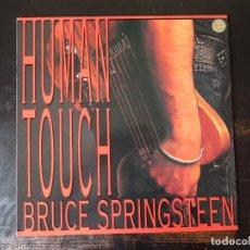 Discos de vinilo: BRUCE SPRINGSTEEN HUMAN TOUCH LP SPAIN 1992 CBS SONY LP. Lote 111502775