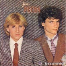 Dischi in vinile: PECOS - SEÑOR - SINGLE SPAIN 1980. Lote 111512235