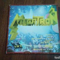 Discos de vinilo: MEGATRON-DOBLE LP. Lote 111513187