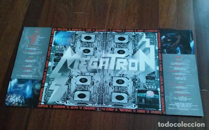 Discos de vinilo: megatron-doble lp - Foto 2 - 111513187
