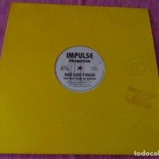 Discos de vinilo: MARIE CLAIRE D'UBALDO ?– THE RHYTHM IS MAGIC. Lote 111519151