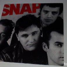 Discos de vinilo: SNAP - SNAP. Lote 111524943