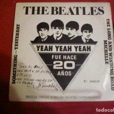 Discos de vinilo: THE BEATLES YEAH YEAH YEAH FUE HACE 20 AÑOS PROMOCIONAL NUMERADO. Lote 114476575