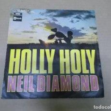 Discos de vinilo: NEIL DIAMOND (SN) HOLLY HOLY AÑO 1969. Lote 111526003
