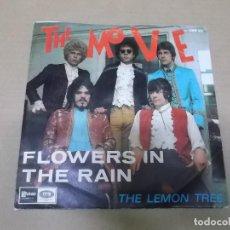 Discos de vinilo: THE MOVE (SN) FLOWERS IN THE RAIN AÑO 1967. Lote 111538683