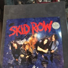 Discos de vinilo: SKID ROWM MAXISINGLES DE 1991. Lote 111573134