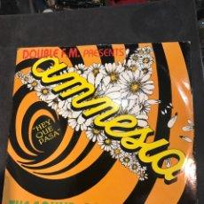 Discos de vinilo: DOUBLE F M PRESENTS MAXISINGLES DE 1992. Lote 111574083