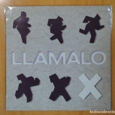 Discos de vinilo: LLAMALO X - MALA MEMORIA - LP. Lote 111579510