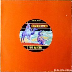 Discos de vinilo: DISSIDENTEN : FATA MORGANA [ESP 1985]. Lote 111606351