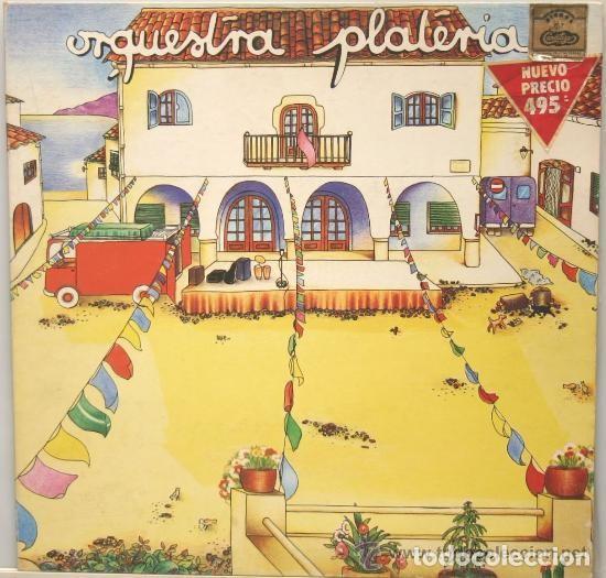 ORQUESTRA PLATERIA (Música - Discos - Singles Vinilo - Clásica, Ópera, Zarzuela y Marchas)