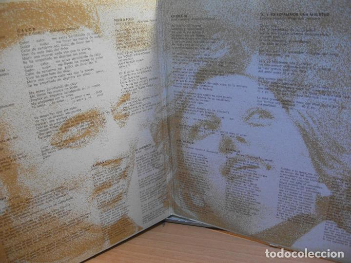Discos de vinilo: MARIA TERESA Y ALDEMARO CON SU ORQUESTA 1976 LP VENEZUELA PEPETO - Foto 2 - 111614651
