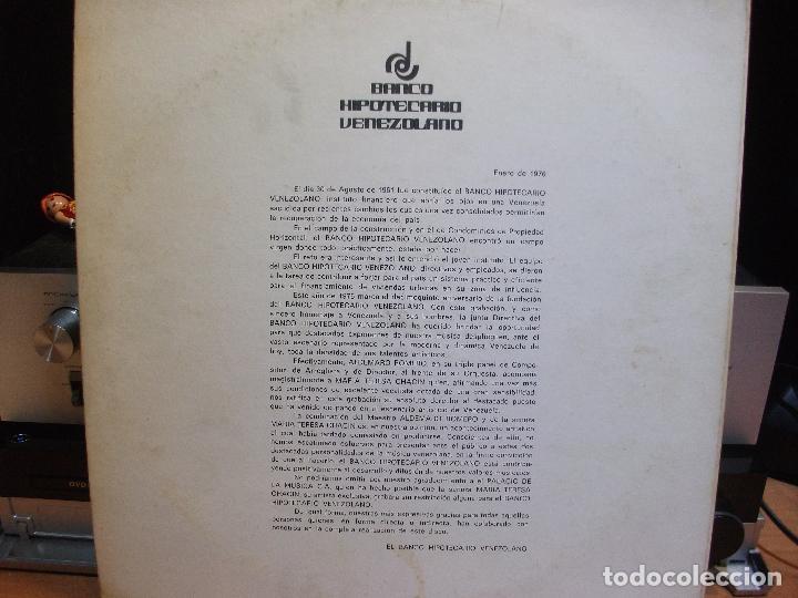 Discos de vinilo: MARIA TERESA Y ALDEMARO CON SU ORQUESTA 1976 LP VENEZUELA PEPETO - Foto 3 - 111614651