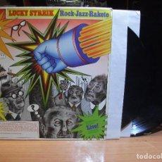 Discos de vinilo: FLOH DE COLOGNE LUCKY STREET -ROCK -JAZZ-RAK LP GERMANY 1973 PDELUXE. Lote 111624323