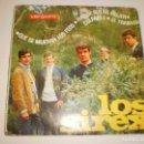 Discos de vinilo: SINGLE LOS SIREX. QUE SE MUERAN LOS FEOS. VERGARA 1965 SPAIN DISCO PROBADO Y BIEN. Lote 111635939