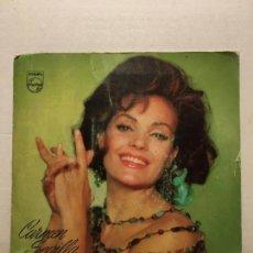 Discos de vinilo: SINGLE DE CARMEN SEVILLA AÑOS 60. Lote 111642151