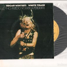 Discos de vinilo: EDGAR WINTER'S WHITE TRASH EPIC 1972. Lote 111651883
