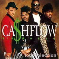 Discos de vinilo: CA$HFLOW - BIG MONEY (LP, ALBUM) LABEL:MERCURY CAT#: 832 187-1 . Lote 111675243