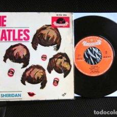 BEATLES SINGLE EP EDITADO POR POLYDOR ORIGINAL ESPAÑA 1964 RARE