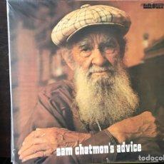 Discos de vinilo: SAM CHATMON'S ADVICE. SONNY BOY WILLIAMSON. Lote 111689946