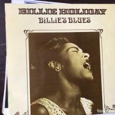 Discos de vinilo: BILLIE'S BLUES. BILLIE HOLIDAY. Lote 111693823