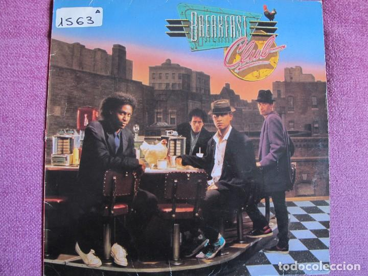 LP - BREAKFAST CLUB - SAME (SPAIN, MCA RECORDS 1987) (Música - Discos - LP Vinilo - Funk, Soul y Black Music)