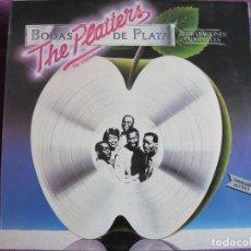 Discos de vinilo: LP - THE PLATTERS - BODAS DE PLATA (SPAIN, MERCURY RECORDS 1981). Lote 111711527