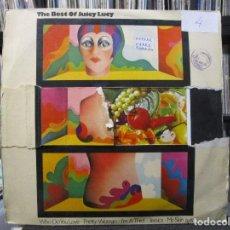 Discos de vinilo: JUICY LUCY - THE BEST OF JUICY LUCY LP 1974 SPAIN ( PORTADA ROTO ). Lote 111751791