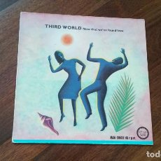Dischi in vinile: THIRD WORLD-NOW THAT WE'VE FOUND LOVE.MAXI ESPAÑA. Lote 111756271