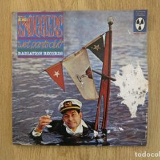 Discos de vinilo: THE SMUGGLERS LP WET PANTS CLUB DONNAS YOUNG FRESH FELLOWS LOOKOUTS QUEERS FASTBACKS HI-FIVES. Lote 111756779