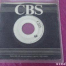 Discos de vinil: FERNANDO GIRAO FELIZ PUNTO FINAL 7'' 1986 CBS UNA CANCION PROMOCIONAL SPAIN. Lote 111758959