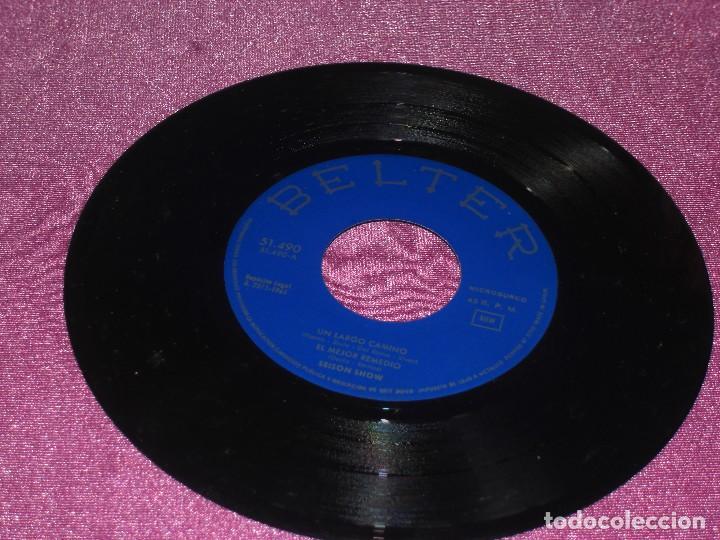 Discos de vinilo: SEISON SHOW ES LARGO EL CAMINO EL MEJOR REMEDIO HACELO CONMIGO HACIA EL MAR 1965 - Foto 3 - 111761383