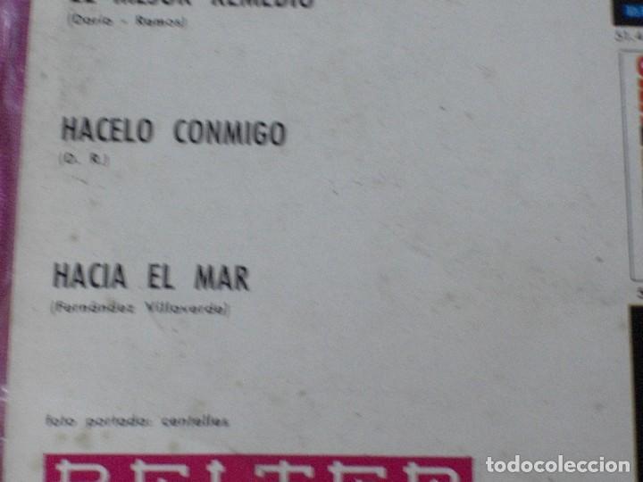 Discos de vinilo: SEISON SHOW ES LARGO EL CAMINO EL MEJOR REMEDIO HACELO CONMIGO HACIA EL MAR 1965 - Foto 8 - 111761383