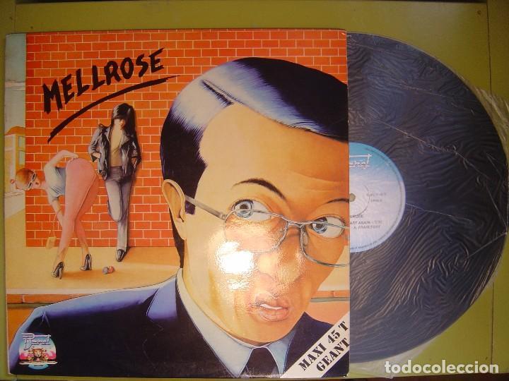 MAXI SINGLE FRANCES - MELLROSE - BARET (Música - Discos de Vinilo - Maxi Singles - Funk, Soul y Black Music)