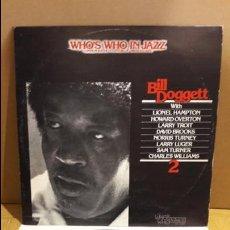 Discos de vinilo: BILL DOGGETT / WHO'S WHO IN JAZZ. VOL. 2 / LP / PHONIC-1980 / MBC. ***/***. Lote 111792967