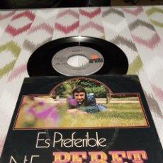 Discos de vinilo: PERET NI FU NI FA. Lote 111793254