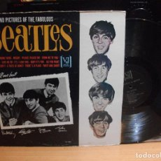 Discos de vinilo: THE BEATLES SONGS AND PICTURES OF THE .. LP USA PDELUXE. Lote 111815211