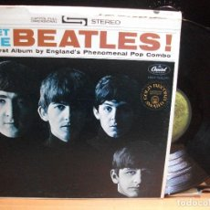 Discos de vinilo: THE BEATLES MEET THE BEATLES LP USA 1971 PDELUXE. Lote 111816271